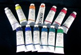 Quiller Acrylics 13-Color Set, 60 ml