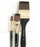 Flat Brush - Watermedia
