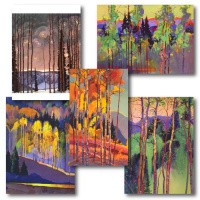 Aspen - Notecard Set