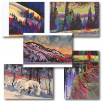 Award Winning Paintings - Notecard Set