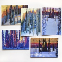 Ridge Light - Notecard Set