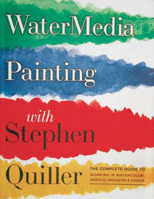 Water Media Painting with Stephen Quiller